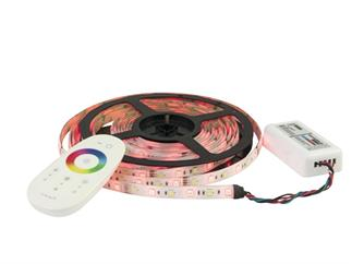 EUROLITE LED IP Strip Set 300 5m RGBW 12V 2.4GHz