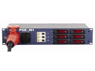 Showtec PSA-161 Power distribution 3 x 16 amp