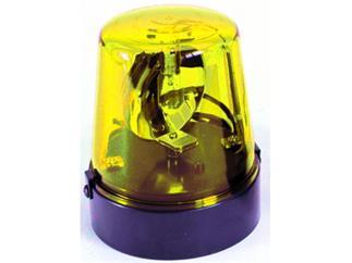 Polizeilicht DE-1, gelb, 230V/15W
