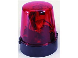 Polizeilicht DE-1, rot, 230V/15W