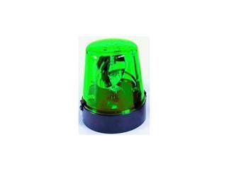 Polizeilicht DE-1, grün, 230V/15W