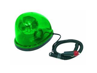 Polizeilicht STA-1221, grün, 12V/21W