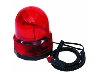 Polizeilicht Columbo, rot, 12V/21W