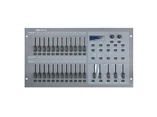 Showtec SC-2412,   48 Kanal DMX Controller, patchbar