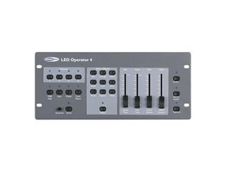 Showtec LED Operator 4 -  4-Kanal DMX Controller