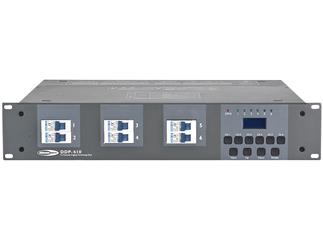 Showtec DDP-610M 6 Channel Dim Pack Multisocket output