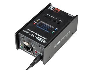 LIGHT4ME LED BAR Set: 10Bars à 16Sektionen + Madrix Start + ArtNet Interface + Kabel