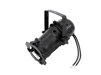 Eurolite PAR-16 Spot schwarz Mini Scheinwerfer mit 12 Volt Anschluss