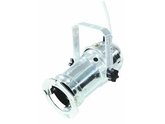 PAR-16 Spot silber 230V für GU-10 Lampe