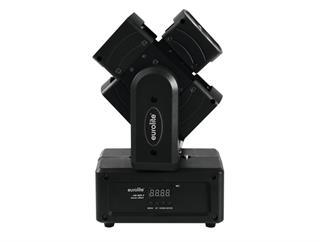 Eurolite LED MFX-2 Strahleneffekt 4 x 10W RGBW