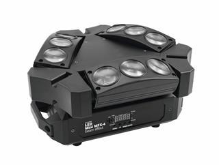 EUROLITE LED Mini MFX-4 Strahleneffekt mit drei separat steuerbaren LED-Leisten