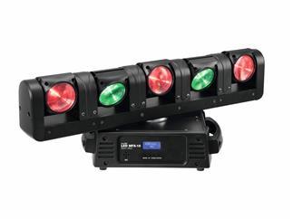 Eurolite LED MFX-10 Strahleneffekt - 5 x 10W RGBW