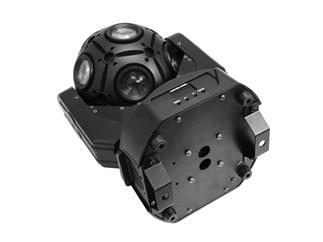 Eurolite LED MFX-7 Action Ball - 12 x 15W RGBW