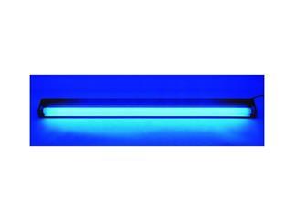 UV-Röhre Komplettset 120cm 36W metall schwarz