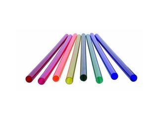 Farbrohr für Neonröhre, 149cm grün T8