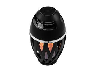 EUROLITE AKKU FL-2 LED-Flamelight mit Bluetooth-Lautsprecher