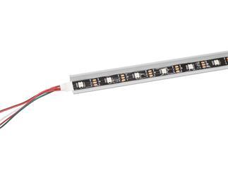EUROLITE Eck-Profil für LED Strip silber 2m