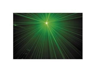 Showtec Galactic Polar MKII DMX, Laser Rot 150mW Grün 40mW
