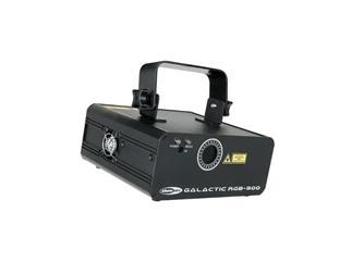 Showtec Galactic RGB-300 Value Line Laser Rot 150mW, Grün 50mW, Blau 100mW