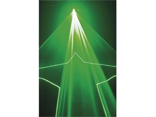 Showtec Galactic G300 Laser Grün 300mW