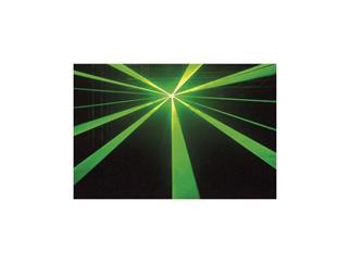 Showtec Galactic GBC-120 Laser Grün 40mW, Blau 80mW