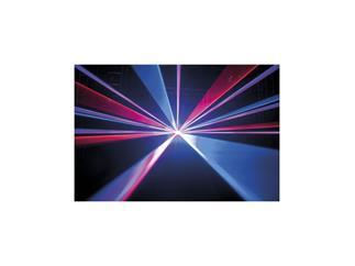 Showtec Galactic RBP-180 Laser Rot 100mW, Blau 80mW