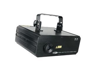 Showtec Galactic FX RGB-620 Laser Rot 120mW, Grün 100mW, Blau 400mW