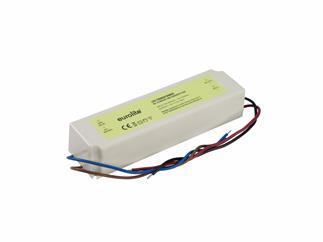 EUROLITE Elektronischer LED Trafo, 5V, 12A IP 67