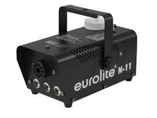 EUROLITE N-11 LED Hybrid amber Nebelmaschine