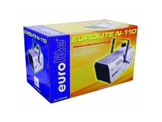 EUROLITE N-110 silber mit ON/Off Fernbedienung