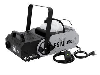 EUROLITE FSM-150 Nebelmaschine 1500W mit variablem Ausstoßwinkel