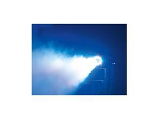 EUROLITE NSF-250 LED Hybrid Spray Fogger Nebelmaschine mit LEDs + Fernbedienung