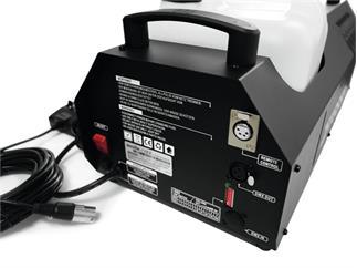 EUROLITE Zeitgeist FOG-1500 Nebelmaschine