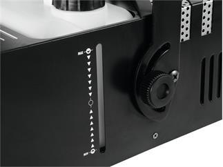 EUROLITE Dynamic Fog 1500 Flex DMX-Nebelmaschine mit Timer + Funkfernsteuerung