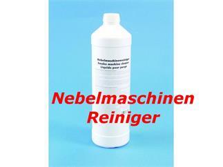 Nebelmaschinenreiniger, 1 Liter, gegen Nebelfluid-Rückstände