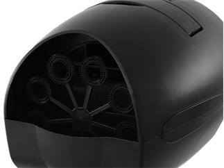 Eurolite B-55 Seifenblasenmaschine für Batterie- oder Netzbetrieb