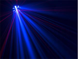 EUROLITE LED FE-2000 Hybrid Laserflower Showlaser