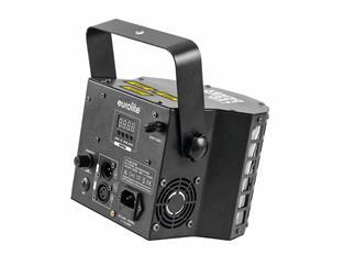 Eurolite LED Laser Derby - Lichteffekt mit Derby und Showlaser