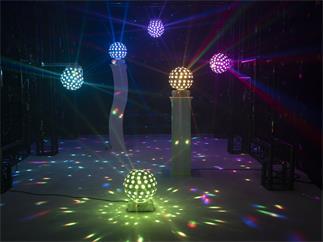 EUROLITE LED B-40 Laser Strahleneffekt ws