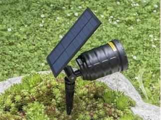 EUROLITE LAS-17 IP Solar-Gartenlaser Dot RG