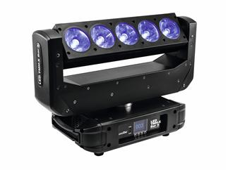 Eurolite LED TMH-X Bar 5 Moving-Head Beam