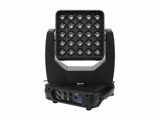Eurolite LED TMH-X25 Zoom Moving-Head - 25 x 12W RGBW