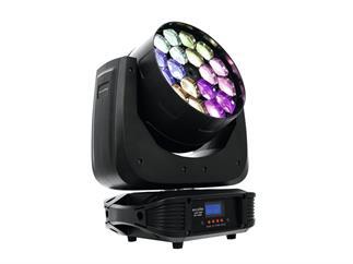 Eurolite LED TMH FE-1800 Beam/Flowereffekt 18 x 12W RGBW