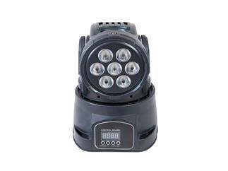 Eurolite LED TMH-9 Moving-Head Wash - QCL-Moving-Head mit 8-W-LEDs