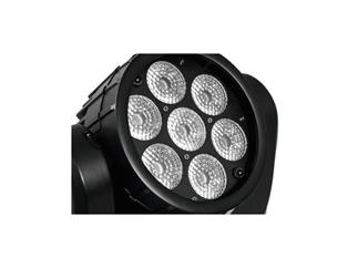 EUROLITE LED TMH-15 Moving-Head Zoom Wash 7 x 15W RGBW LED