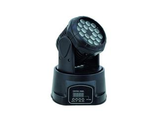 EUROLITE LED TMH-7 Moving-Head Wash 18 x 3W TCL LEDs, B-Stock