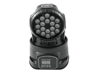 EUROLITE LED TMH-7 Moving-Head Wash 18 x 3W TCL LEDs