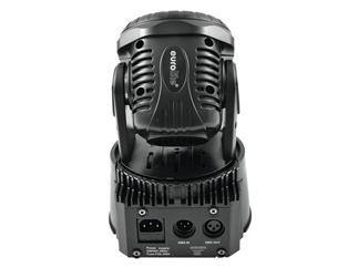 EUROLITE LED TMH-7 Moving-Head Wash 18 x 3W TCL LEDs