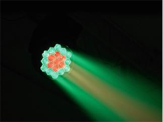 Eurolite LED TMH-X5 Moving-Head Wash Zoom 19 x 12W RGBW