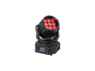 EUROLITE LED TMH-90 Moving-Head Wash Zoom 9 x 10W RGBW LED